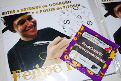 Felipe Rima engaja-se com rap na prevenção contra HIV/Aids