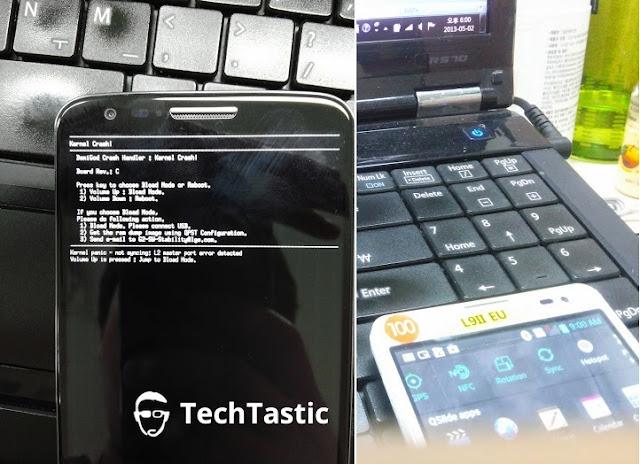 LG Optimus G2 & L9 II Leaked Image