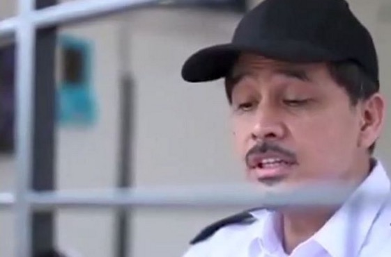 Salahkah Datuk Seri Shah Rezza jadi pak guard?
