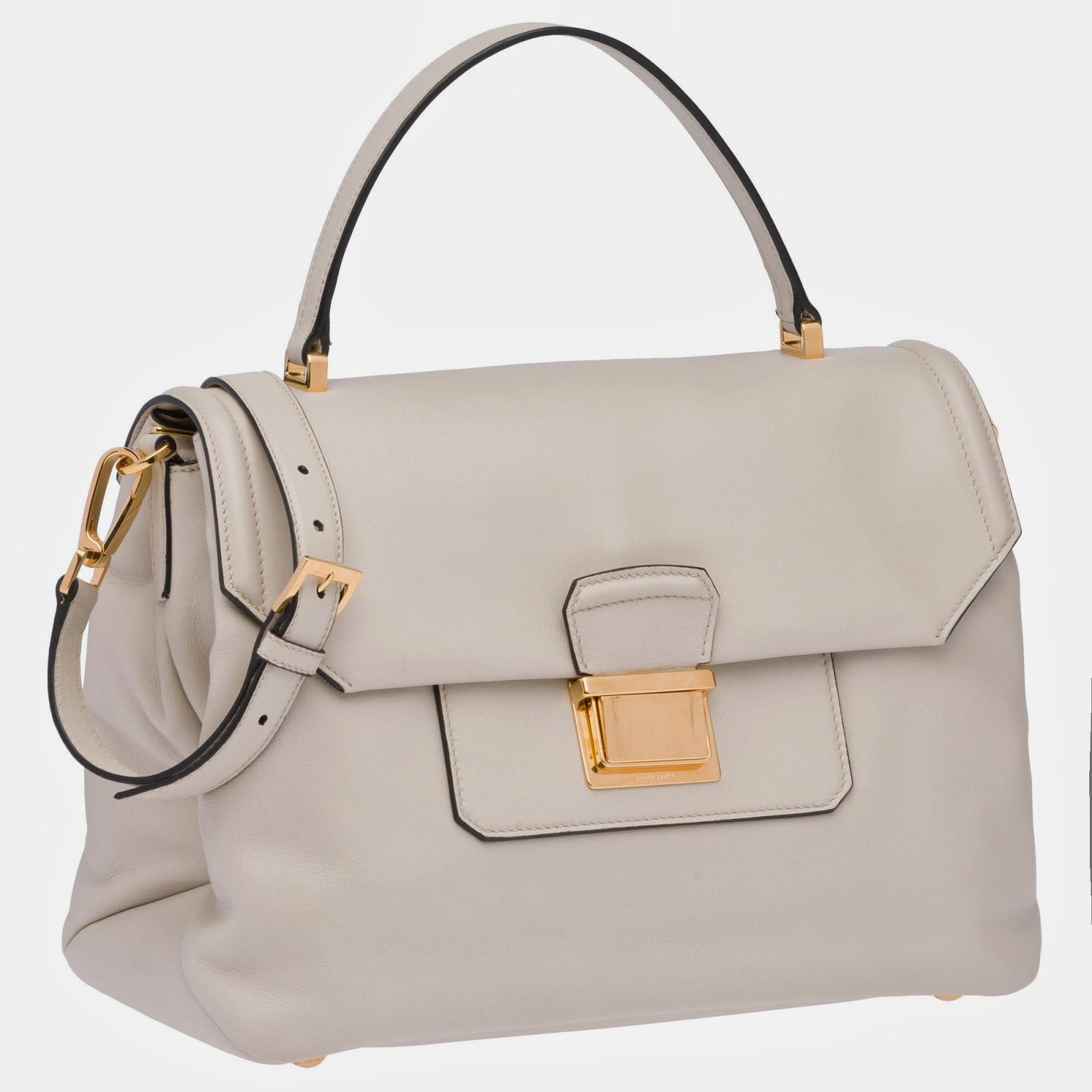 omuz+%25C3%25A7antas%25C4%25B1+modelleri Miu Miu Herbst Winter 2014 Handtaschen Modelle