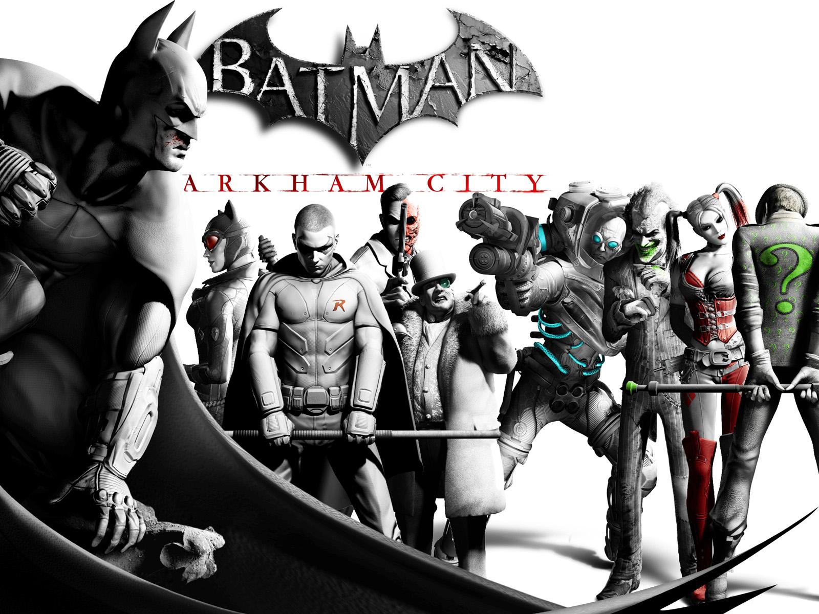 Batman Arkham City Chipset