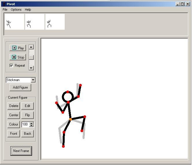 Membuat Animasi dengan Pivot Animator ! | Community and Hobby