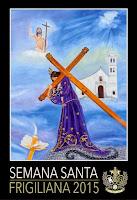 Semana Santa de Frigiliana 2015 - Carmen Martín
