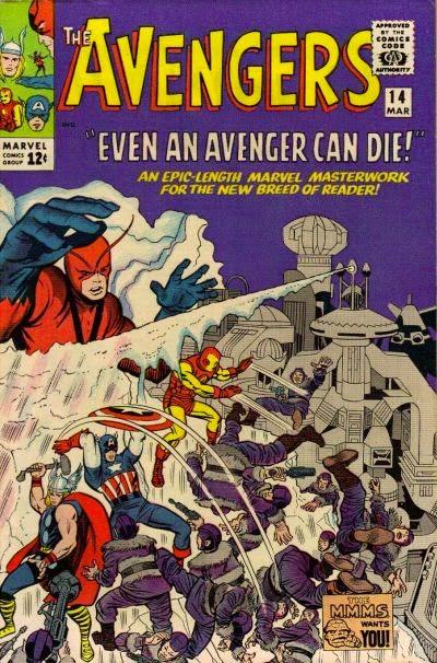 Avengers# 14