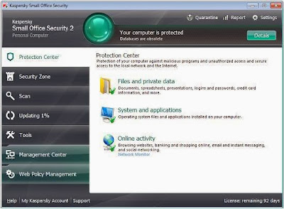 Kaspersky Small Office Security 2 Activation Key Code For 3Months