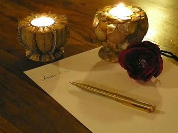 Belle lettre d'amour 2