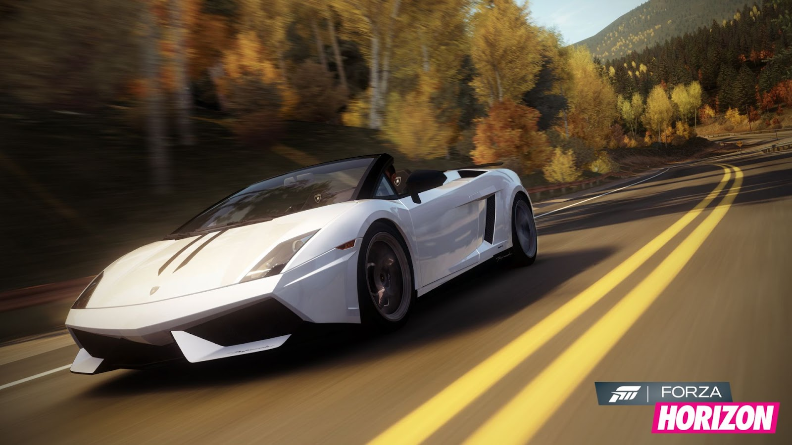 Forza Horizon HD & Widescreen Wallpaper 0.903310522574963