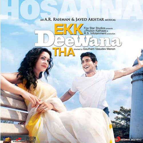 Ekk Deewana Tha (2012) Eng Sub – Hindi Movie DVD