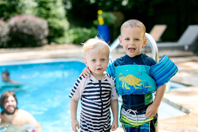 The Stanley Clan: Caden's Second Birthday Party