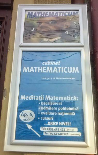 Cabinet Mathematicum