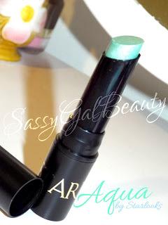 Starlooks: Aqua Cream Shadow Stick