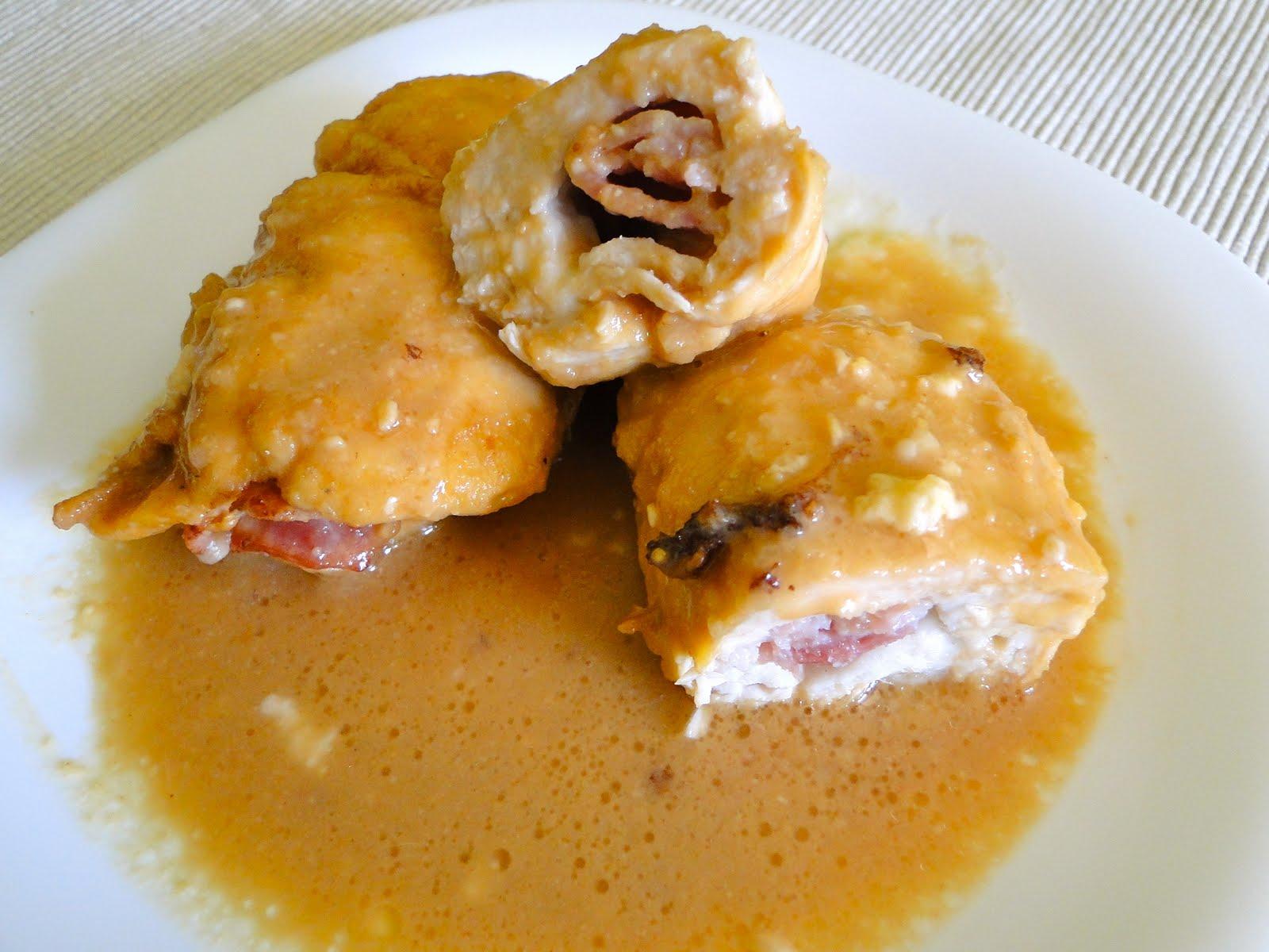 La cocina de deli comida tradicional pechuga de pollo for Cocina 9 ariel rodriguez palacios pollo relleno