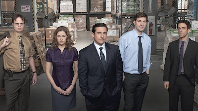 The office. Reparto.