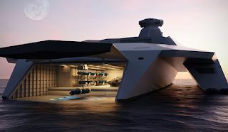 Το μελλοντικό Πολεμικό Πλοίο του Βασιλικού Ναυτικού, θα σας «πάρει τα μυαλά»!