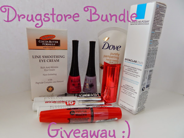 Update + Beauty Bundle Giveaway!