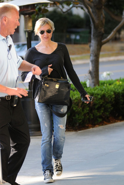 Mini celine phantom bag celebrity