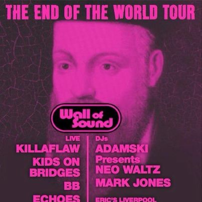 Wall Of Sound 'End Of The World'