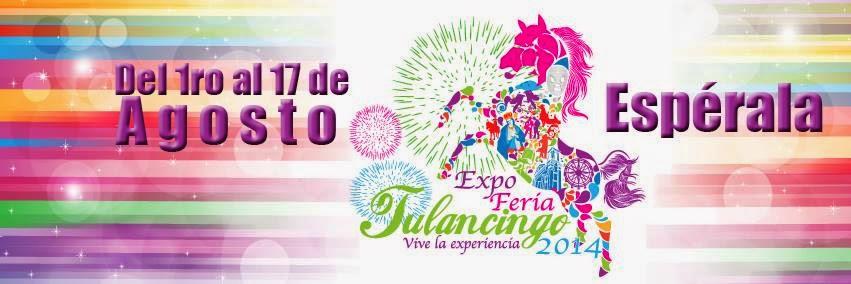 Expo Feria Tulancingo 2014