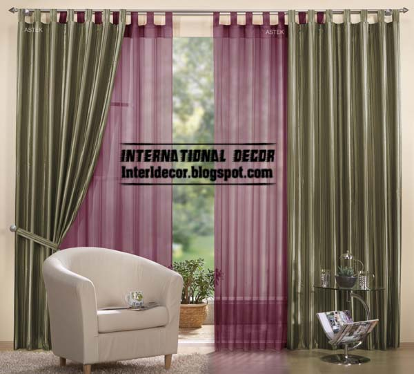 Simple Design For Kitchen Curtain Ideas: Top Catalog Of Classic Curtains Designs, Models, Colors In