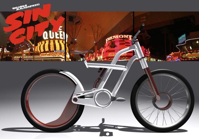 Dise os de bicicletas por richard malachowski for Disenos para bicicletas