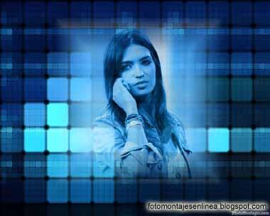fotomontaje online pixelado