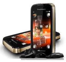 Sony Ericsson Walkman Mix Caracteristicas y Video