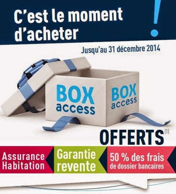 Box access Belvia Immobilier
