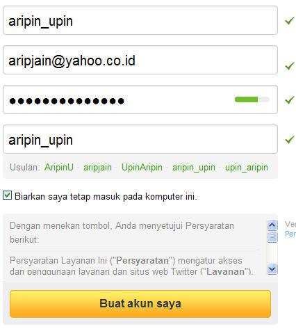 twitter, twitter login, cara membuat twitter, twitter indonesia, panduan membuat twitter bergambar