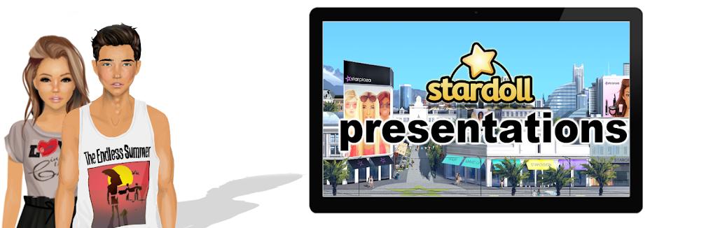 Stardoll Presentations