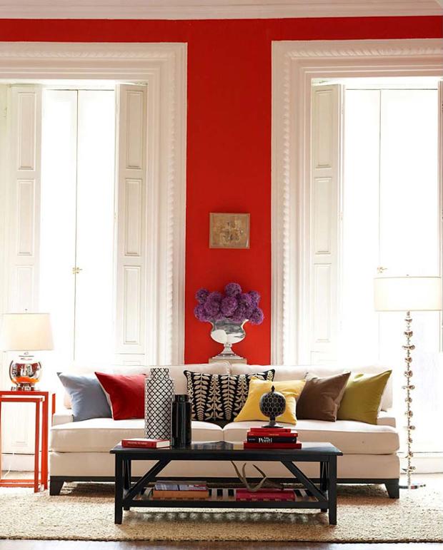 Tr s inspiraci n en rojo tr s studio blog de - Proyectos decoracion online ...