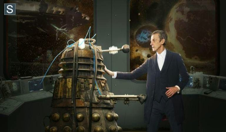 "Doctor Who - Into The Dalek - Review: ""Good and Evil Side of The Story"""