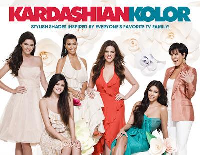 Kardashian Kolors: Les couleurs de l'été!