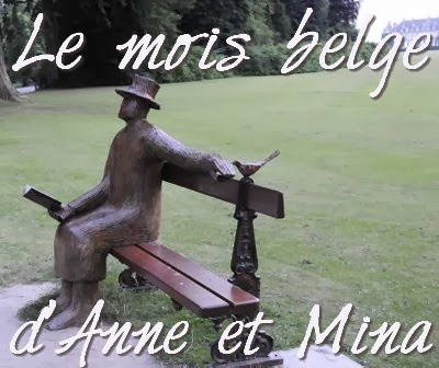 Logo - Le mois belge d'Anne et Mina