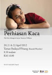 """PERHIASAN KACA"" (The Glass Menagerie karya Tennessee Williams)"