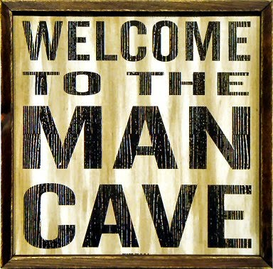 Welcome to the Man Cave - RV's make better Man Caves