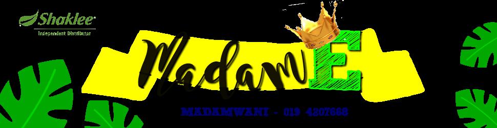 MADAMe : Kesihatan luaran dan dalaman