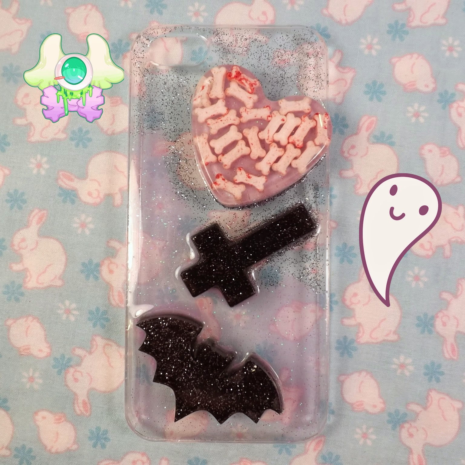 how to make resin phone case