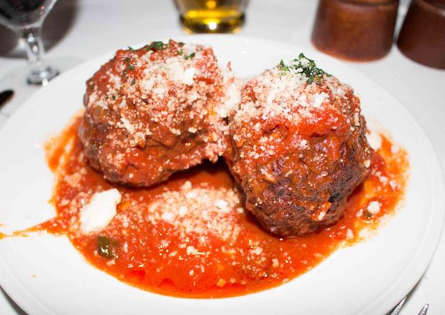 Rao's Las Vegas - Traditional Rao's Meatballs