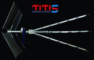 Testimoni: Antena Titis TT-1000