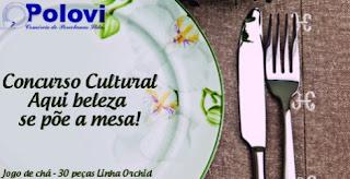 """Concurso Cultural """"Aqui Beleza se põe a Mesa"""""""