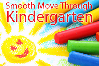How to help your child have a successful kindergarten school year