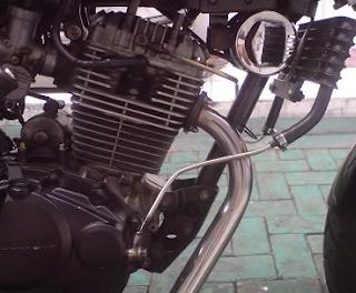 Sistem pendingin motor