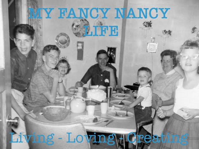 MY FANCY NANCY LIFE