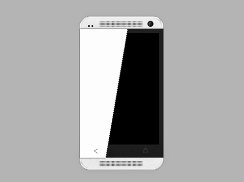 How To Create a Silver Smartphone In Photoshop