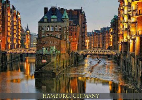Interesting Places in Germany, Tempat menarik di Germany, Harry Potter