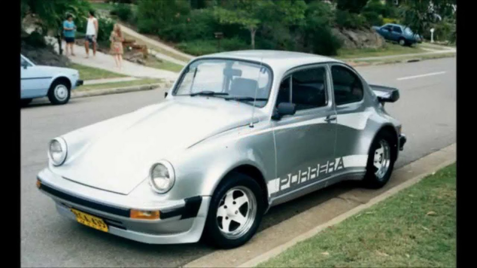 Poor Man S Porsche 959 Tries To Cover Its Vw Bug Roots