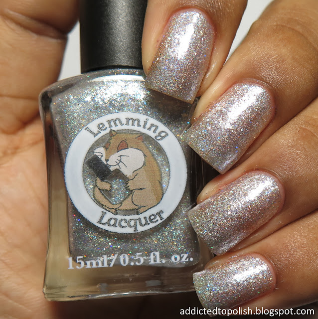 lemming lacquer different misunderstood alone
