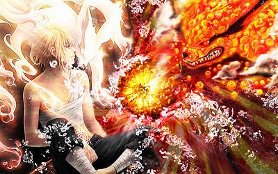 Wallpaper para tablet Naruto