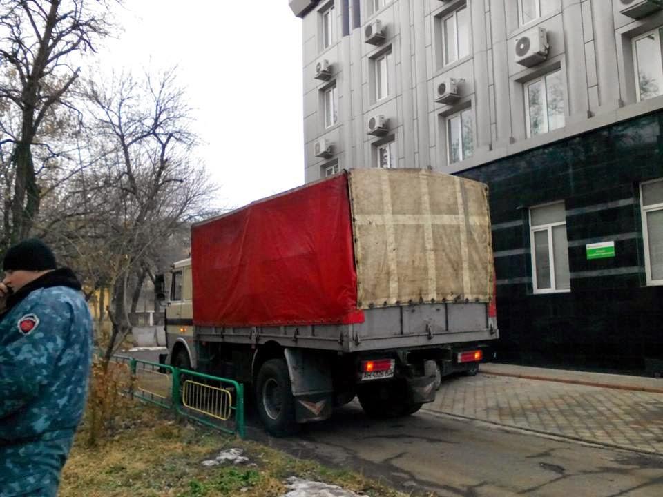 ДОСТАВКА ГУМАНИТАРНОГО ГРУЗА в Краматорск