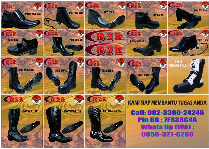 Pusat Sepatu PDH Murah